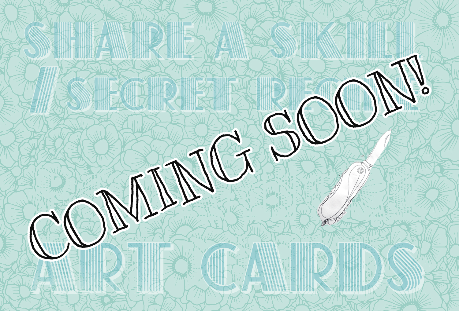 Recipe Art Cards - Coming Soon