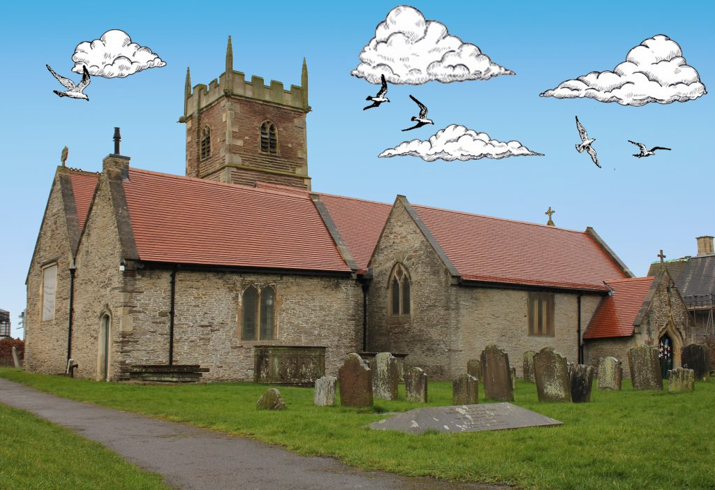Saint Michael's Church - Stoke Gifford for Intergenerational Art Project